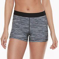 Juniors' SO® Basic Compression Shorts