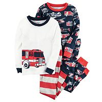 Toddler Boy Carter's Tee & Pants Pajama Set
