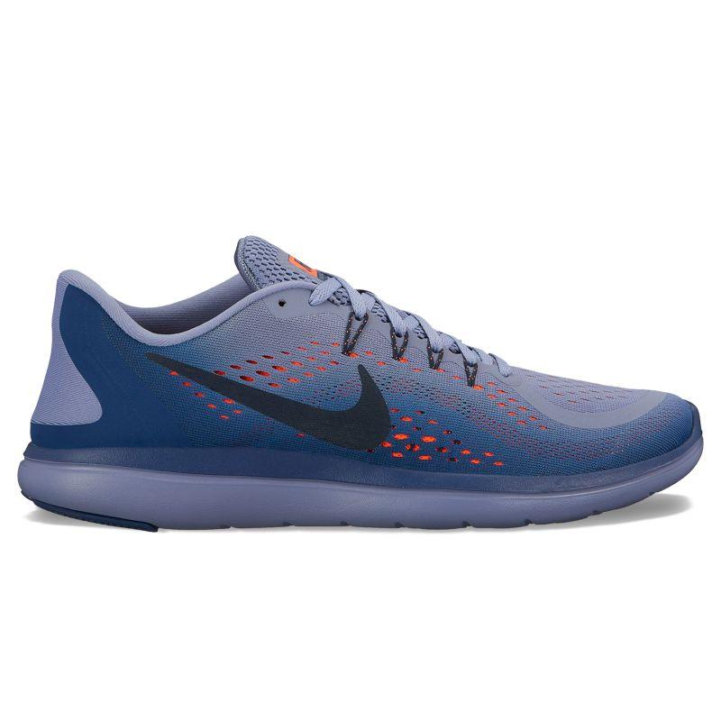 Nike Flex 2017 RN Men's Running Shoes, Size: 7, Dark Blue thumbnail