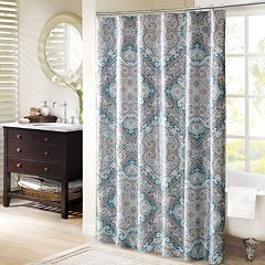 Madison Park Florence Shower Curtain  by
