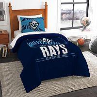 Tampa Bay Rays Grand Slam Twin Comforter Set by Northwest