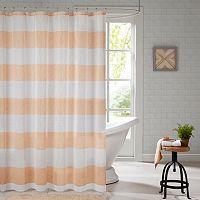 Urban Habitat Chapin Yarn Dyed Shower Curtain