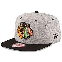 Adult New Era Chicago Blackhawks Rogue 9FIFTY Snapback Cap