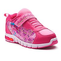 DreamWorks Trolls Poppy Toddler Girls' Light-Up Sneakers