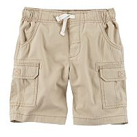 Boys 4-8 Carter's Cargo Shorts