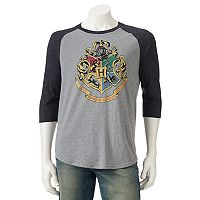 Men's Harry Potter Raglan Tee