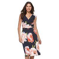 Women's Ronni Nicole Floral A-Line Dress