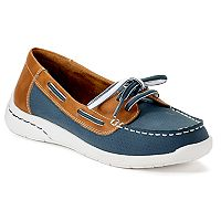 Croft & Barrow® Women's Ortholite Boat Shoes