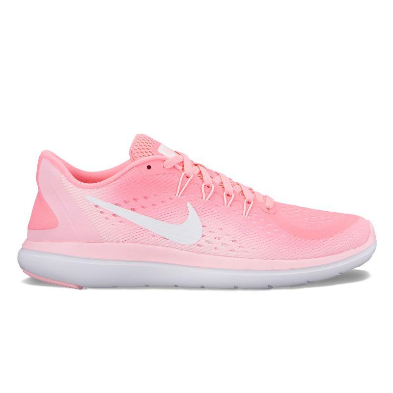 Nike Flex 2017 RN Women's Running Shoes, Size: 5, Dark Red thumbnail