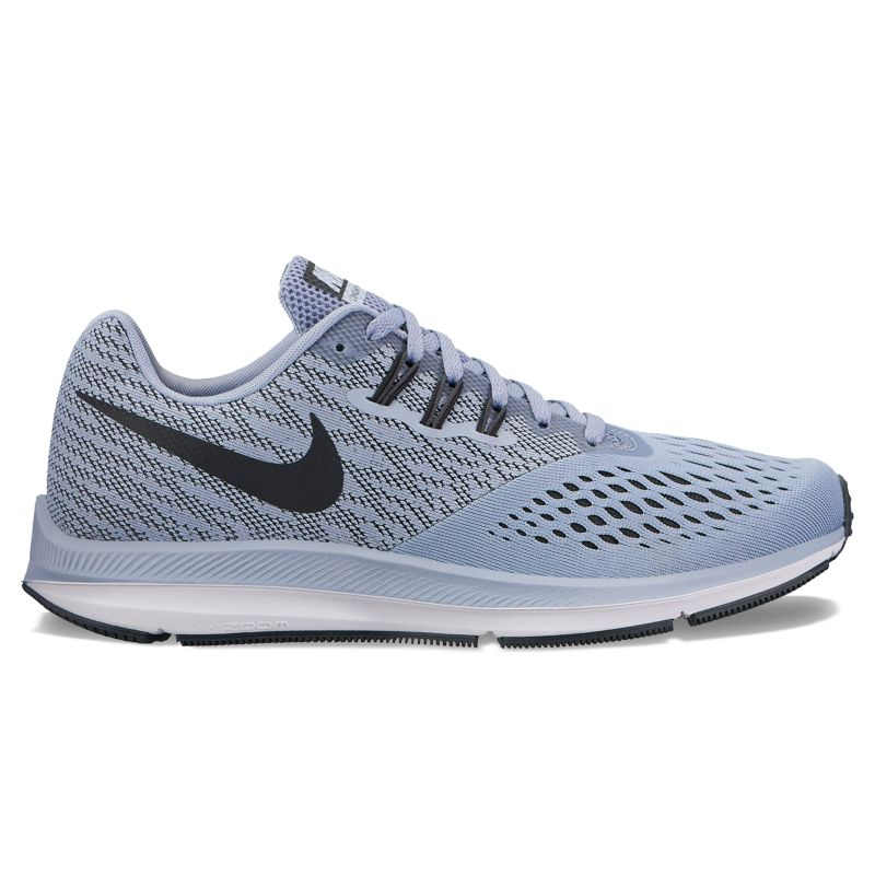 Nike Air Zoom Winflo 4 Women's Running Shoes, Size: 6.5, Oxford thumbnail
