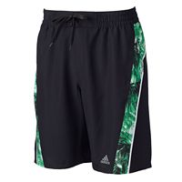 Men's adidas Escape Splice Microfiber Volley Swim Trunks