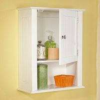 RiverRidge Home Ashland One Door Wall Cabinet