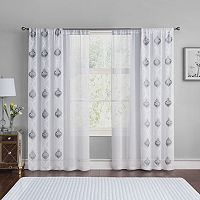VCNY Home Jade 4-pack Curtains