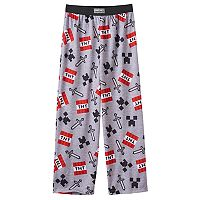 Boys 8-20 Minecraft Lounge Pants