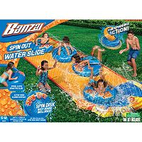 Banzai Spin Out Water Slide