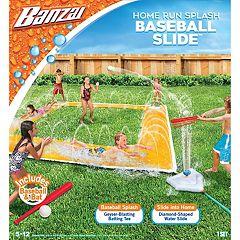 Banzai Home Run Splash Baseball Slide