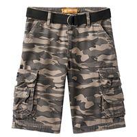 Boys 8-20 Lee Camouflage Twill Cargo Shorts