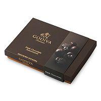 Godiva Dark Chocolate Gift Box (27-Piece)