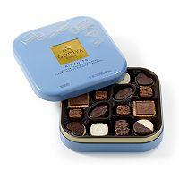 Godiva Chocolate Biscuit Gift Tin (50-Piece)