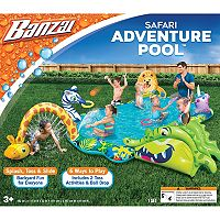 Banzai Safari Adventure Pool