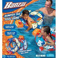 Banzai Bumper Tag Pool Game