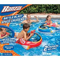 Banzai Battle Blast Space Cruisers