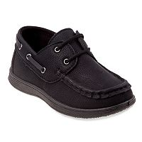 Josmo Toddler Boys' Lace-Up Boat Shoes