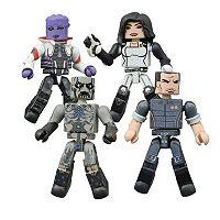 Mass Effect Minimates Series 1 Box Set by Diamond Select Toys