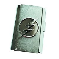 Flash TV Logo PX Business Card Case by ICON Heroes