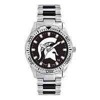 Men's Game Time Michigan State Spartans Heavy Hitter Watch
