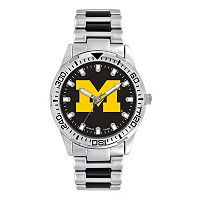 Men's Game Time Michigan Wolverines Heavy Hitter Watch