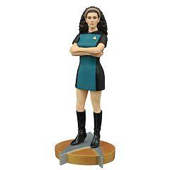 Femme Fatales Star Trek The Next Generation Troi PVC Statue by Diamond Select Toys