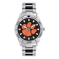 Men's Game Time Clemson Tigers Heavy Hitter Watch