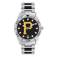 Men's Game Time Pittsburgh Pirates Heavy Hitter Watch