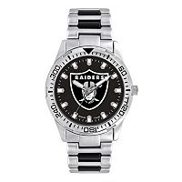 Men's Game Time Oakland Raiders Heavy Hitter Watch