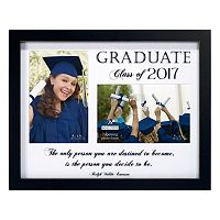 Malden 2-Opening ''Graduate Class of 2017'' Emerson Frame