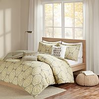 Madison Park Pure 5-piece Luna Duvet Set