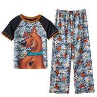 Boys 4-20 Scooby Doo 2-Piece Pajama Set