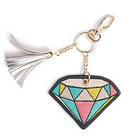 Under One Sky Jewel Key Chain