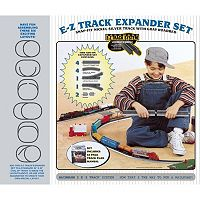 Bachmann Trains Nickel Silver E-Z Track HO Scale Layout Expander Set