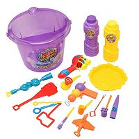 Super Miracle Bubbles Premium Bubble Fun Bucket