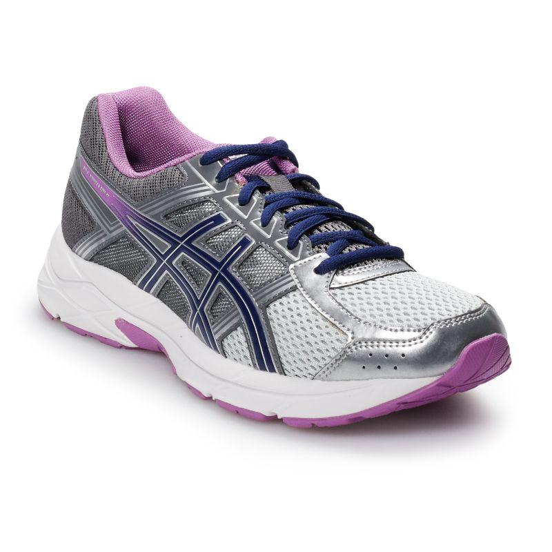 ASICS GEL-Contend 4 Women's Running Shoes, Size: 5, Med Grey thumbnail