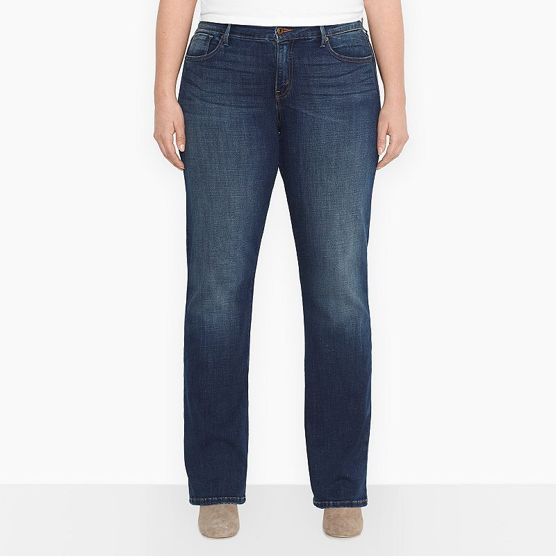 Plus Size Levi's 512 Perfectly Shaping Bootcut Jeans
