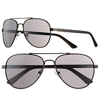 Men's Apt. 9® Polarized Aviator Sunglasses