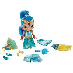 Shimmer & Shine Magic Dress Shine Figure by Fisher-Price by