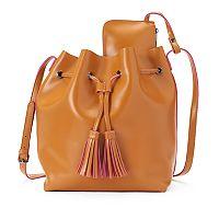 Yoki Bucket Bag with Pouch