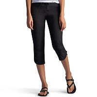 Women's Lee Relaxed Fit Active Performance Capris