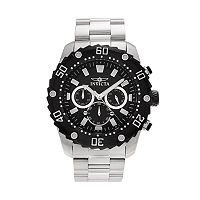 Invicta Men's Pro Diver Stainless Steel Chronograph Watch - KH-IN-22516