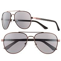 Men's Dockers Polarized Aviator Sunglasses
