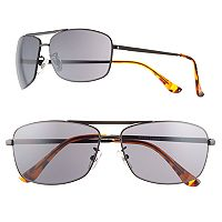 Men's Dockers Black Navigator Sunglasses